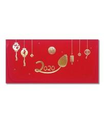 2020鼠年紅包袋-西式紅包袋 #1501