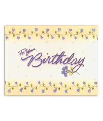 生日卡 C2011