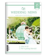 婚禮日報 N3501