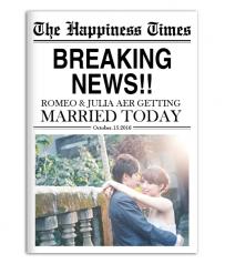 婚禮日報 N3504