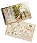 明信片喜帖 F6015